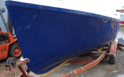 GM19 Kit boat TESTIMONIAL